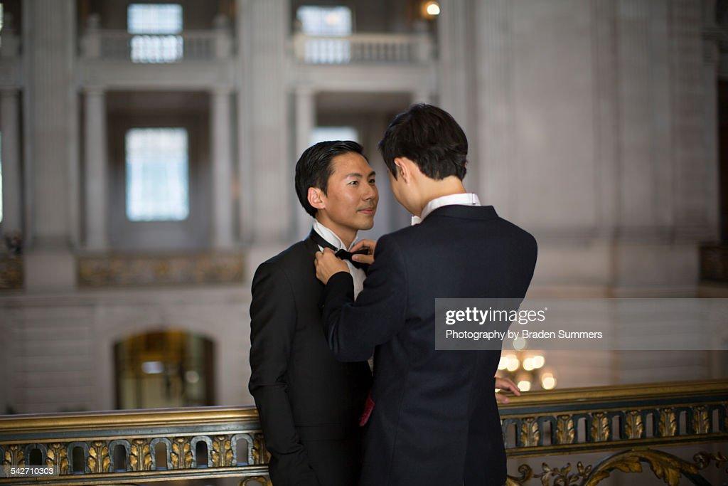 Gay marriage san francisco cum covered feet 3