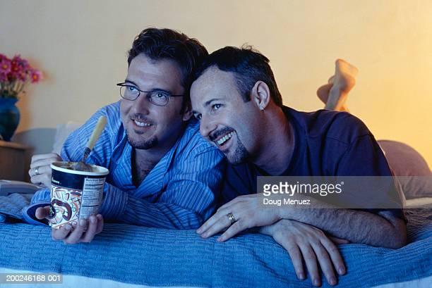 Gay Eating Icecream