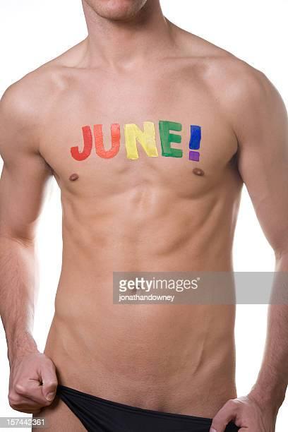 from Vaughn gay pride okc june
