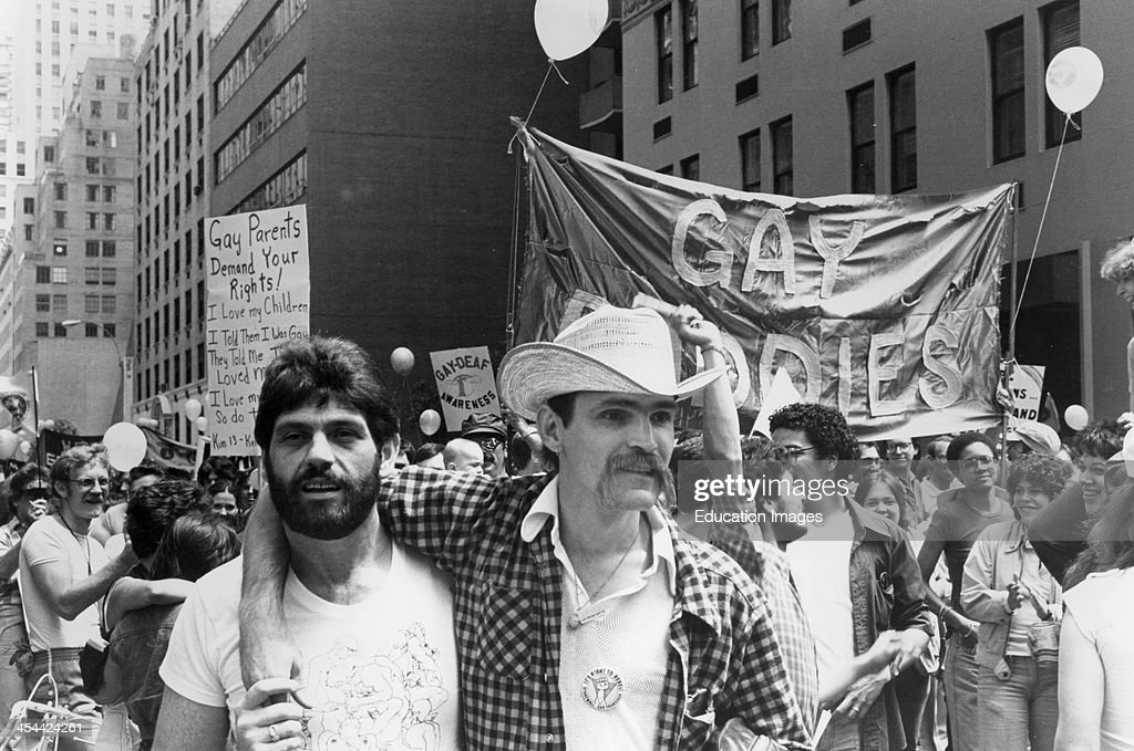 Gay Rights March 1970'S