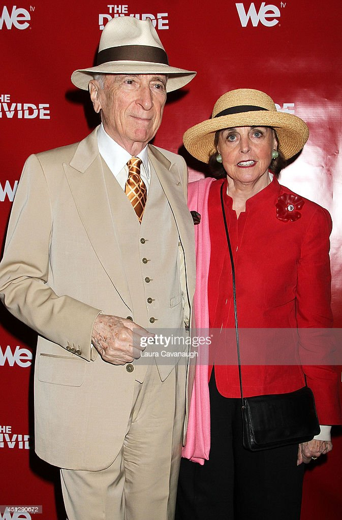 <a gi-track='captionPersonalityLinkClicked' href=/galleries/search?phrase=Gay+Talese&family=editorial&specificpeople=224015 ng-click='$event.stopPropagation()'>Gay Talese</a> and Nan Talese attend 'The Divide' series premiere at Dolby 88 Theater on June 26, 2014 in New York City.