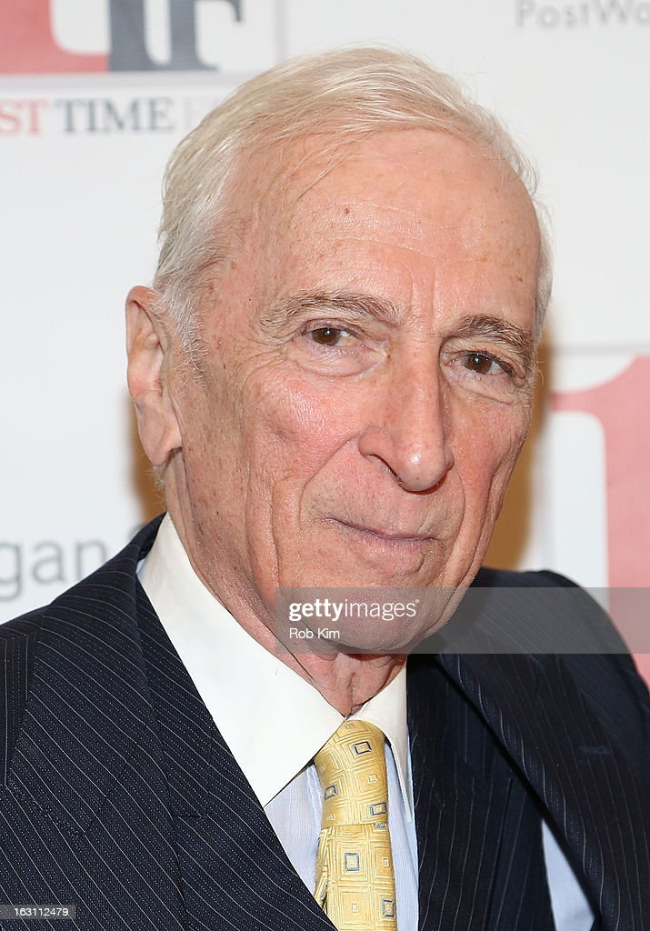 <a gi-track='captionPersonalityLinkClicked' href=/galleries/search?phrase=Gay+Talese&family=editorial&specificpeople=224015 ng-click='$event.stopPropagation()'>Gay Talese</a> attends the closing night awards during the 2013 First Time Fest at The Players Club on March 4, 2013 in New York City.