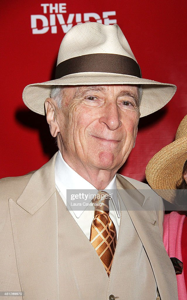 Gay Talese attends 'The Divide' series premiere at Dolby 88 Theater on June 26, 2014 in New York City.