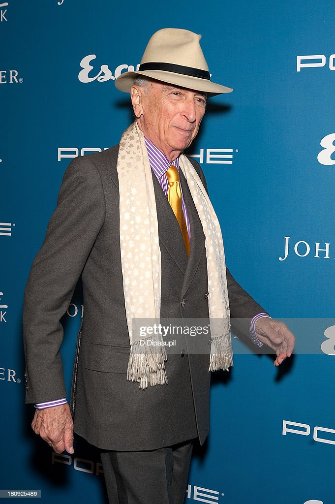 <a gi-track='captionPersonalityLinkClicked' href=/galleries/search?phrase=Gay+Talese&family=editorial&specificpeople=224015 ng-click='$event.stopPropagation()'>Gay Talese</a> attends the Esquire 80th Anniversary And Esquire Network Launch Celebration at Highline Stages on September 17, 2013 in New York City.