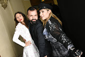 Julien Fournie : Front Row - Paris Fashion Week - Haute...