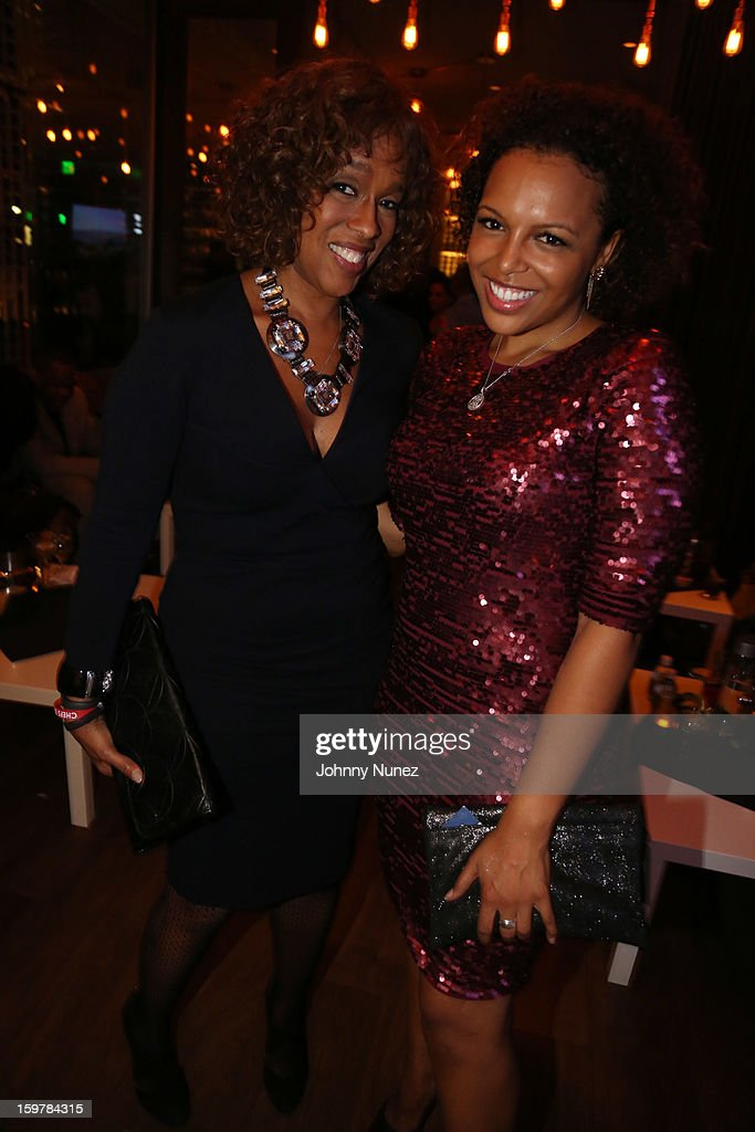 <a gi-track='captionPersonalityLinkClicked' href=/galleries/search?phrase=Gayle+King&family=editorial&specificpeople=215469 ng-click='$event.stopPropagation()'>Gayle King</a> and daughter Kirby Bumpus attend the After@inauguration Celebration on January 19, 2013 in Washington, United States.