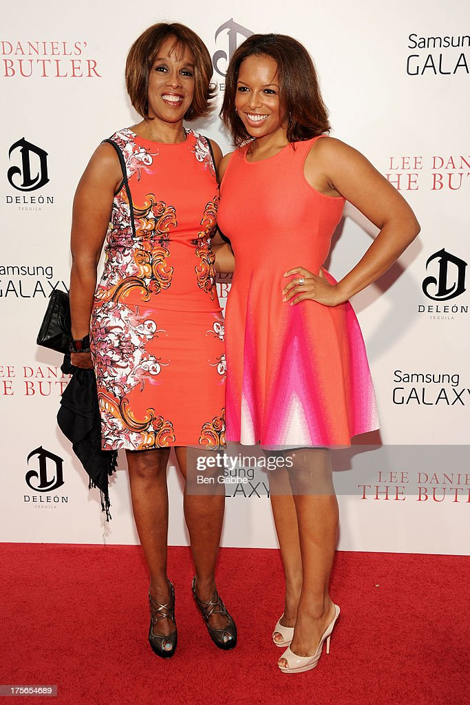 <a gi-track='captionPersonalityLinkClicked' href=/galleries/search?phrase=Gayle+King&family=editorial&specificpeople=215469 ng-click='$event.stopPropagation()'>Gayle King</a> (L) and guest attend Lee Daniels' 'The Butler' New York Premiere at Ziegfeld Theater on August 5, 2013 in New York City.