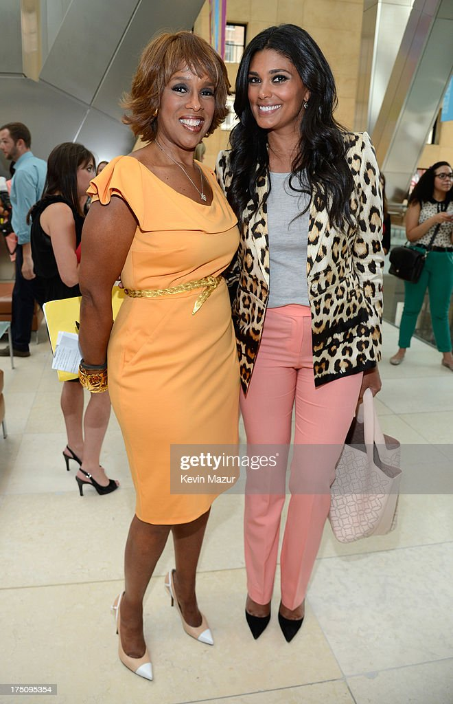 <a gi-track='captionPersonalityLinkClicked' href=/galleries/search?phrase=Gayle+King&family=editorial&specificpeople=215469 ng-click='$event.stopPropagation()'>Gayle King</a> and Rachel Roy attend the O, The Oprah Magazine's special advance screening of 'Lee Daniels' The Butler' at The Hearst Tower on July 31, 2013 in New York City.