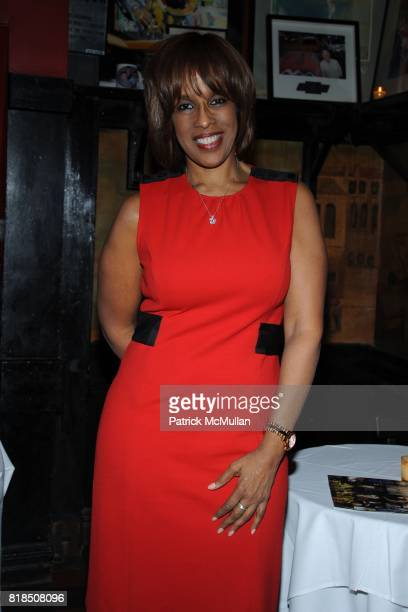 Gayle King attend INTERVIEW celebrates Patrick McMullan's 20th Anniversary at Elaine's on February 10 2009 in New York City