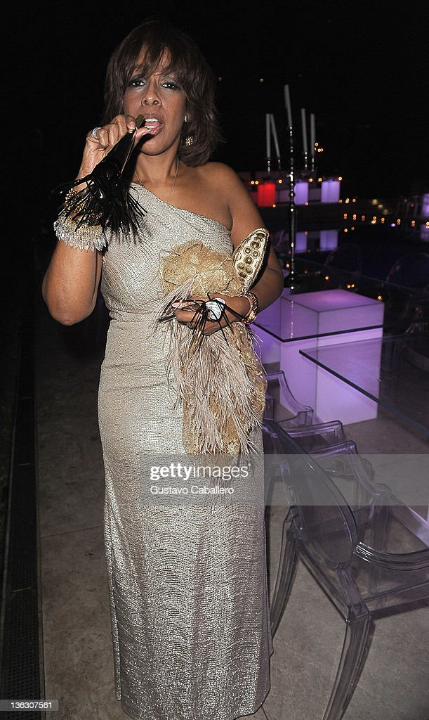 <a gi-track='captionPersonalityLinkClicked' href=/galleries/search?phrase=Gayle+King&family=editorial&specificpeople=215469 ng-click='$event.stopPropagation()'>Gayle King</a> attends as Sean 'Diddy' Combs Hosts CIROC The New Year 2012 At Private Miami Estate on December 31, 2011 in Miami Beach, Florida.
