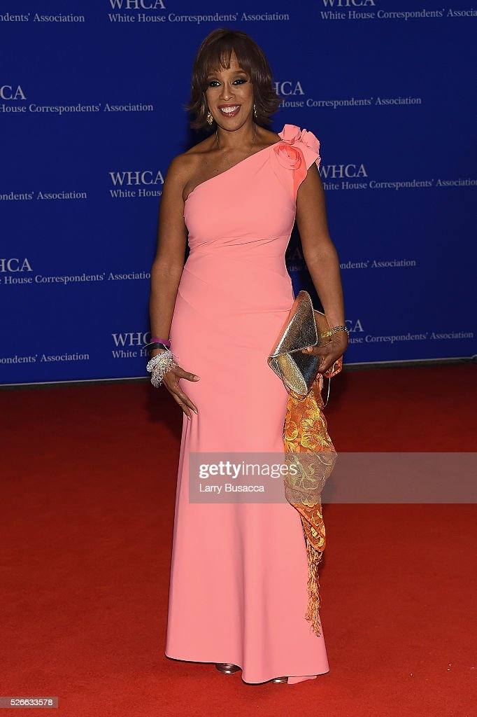 <a gi-track='captionPersonalityLinkClicked' href=/galleries/search?phrase=Gayle+King&family=editorial&specificpeople=215469 ng-click='$event.stopPropagation()'>Gayle King</a> attends the 102nd White House Correspondents' Association Dinner on April 30, 2016 in Washington, DC.