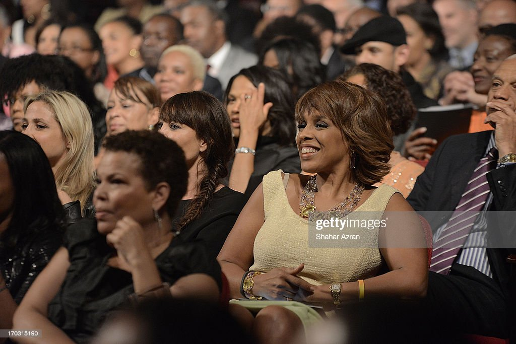 <a gi-track='captionPersonalityLinkClicked' href=/galleries/search?phrase=Gayle+King&family=editorial&specificpeople=215469 ng-click='$event.stopPropagation()'>Gayle King</a> attends the 8th annual Apollo Theater Spring Gala Concert at The Apollo Theater on June 10, 2013 in New York City.