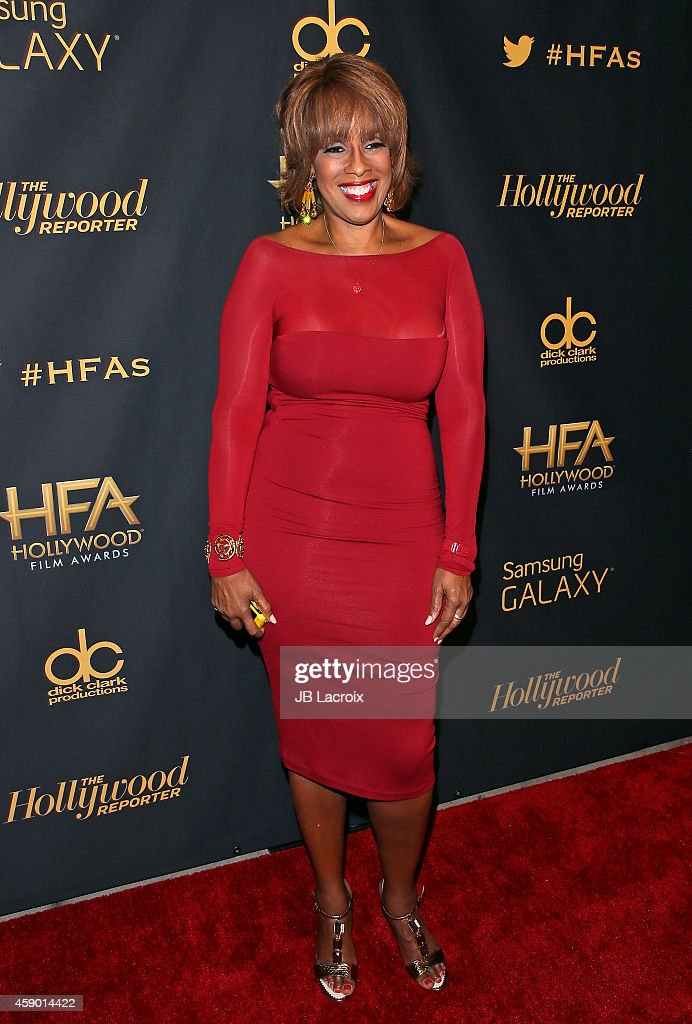 Gayle King attends the Hollywood Reporter's Official after party for The 2014 Hollywood Film Awards on November 14, 2014 in Century City, California.