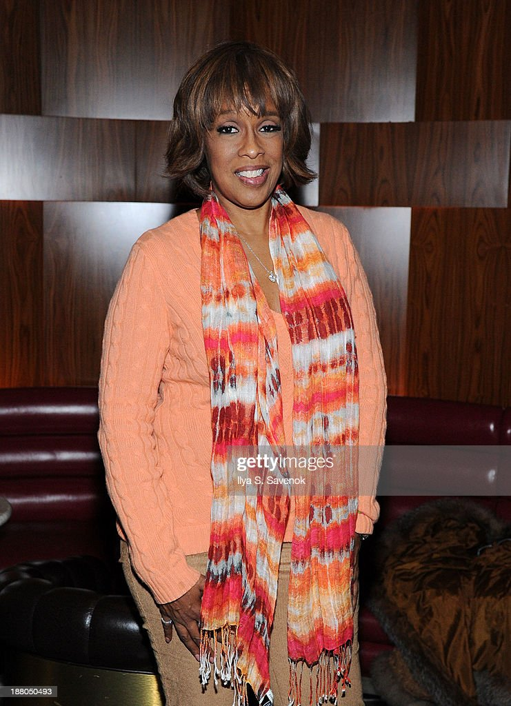 <a gi-track='captionPersonalityLinkClicked' href=/galleries/search?phrase=Gayle+King&family=editorial&specificpeople=215469 ng-click='$event.stopPropagation()'>Gayle King</a> attends the New York premiere of 'Mandela: Long Walk To Freedom' hosted by The Weinstein Company, Yucaipa Films and Videovision Entertainment, supported by Mercedes-Benz, South African Airways and DeLeon Tequila at Stone Rose Lounge on November 14, 2013 in New York City.
