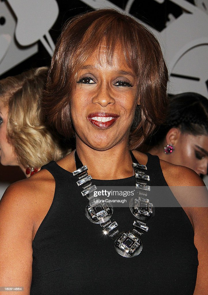 <a gi-track='captionPersonalityLinkClicked' href=/galleries/search?phrase=Gayle+King&family=editorial&specificpeople=215469 ng-click='$event.stopPropagation()'>Gayle King</a> attends the New Yorkers For Children Presents 14th Annual Fall Gala at Cipriani 42nd Street on September 17, 2013 in New York City.