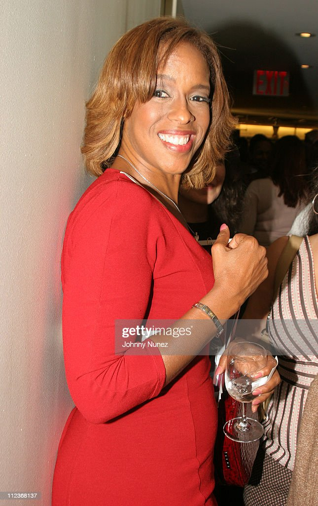 Gayle King during Kevin Liles Celebrates the Release of His Book 'Make It Happen: The Hip-Hop Guide To Success' at Firmenich in New York, New York, United States.