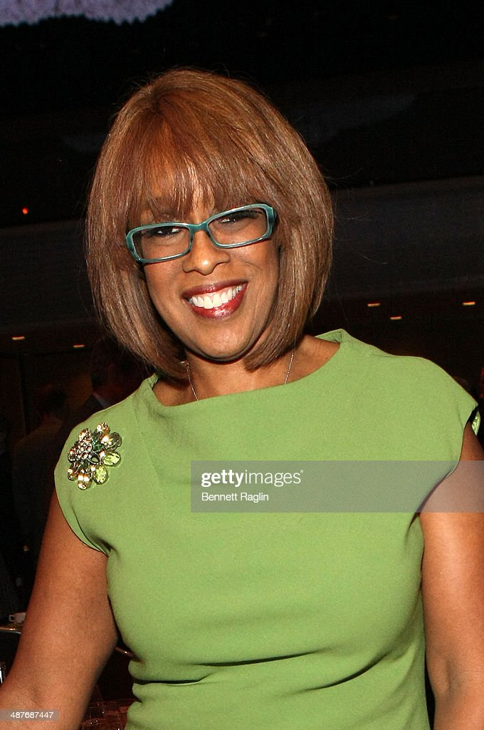 <a gi-track='captionPersonalityLinkClicked' href=/galleries/search?phrase=Gayle+King&family=editorial&specificpeople=215469 ng-click='$event.stopPropagation()'>Gayle King</a> Editor-at Large O Magazine attends the 2014 National Magazine Awards at The New York Marriott Marquis on May 1, 2014 in New York City.
