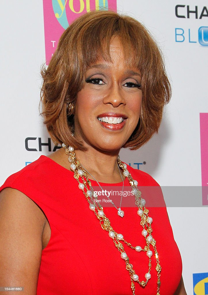 Gayle King, Editor-at-Large, O, The Oprah Magazine, arrives at O You! presented by O, The Oprah Magazine, held at Los Angeles Convention Center on October 20, 2012 in Los Angeles, California.
