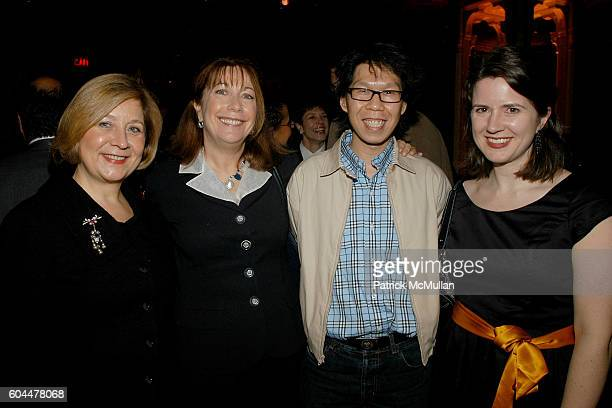 Gayle Maurin Kay Donald Lee and Jennifer Allen attend THE ATLANTIC Celebrates 150 Years of Publishing at the CELEBRATION OF IDEAS GALA at New York...