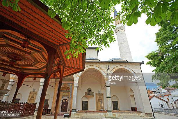 Gazi Husrev-elemosinare Moschea, Sarajevo