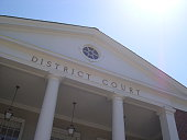 Court House in the Summer
