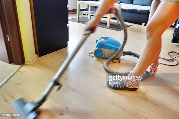 Gdansk Poland 4th September 2014 Europe Union to cut power of vacuum cleaners to save energy New EU rules are limiting vacuum cleaner motors to 1600W...