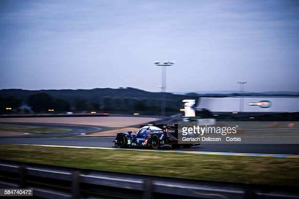 Drive Racing #26 Oreca 05 Nissan with Drivers Roman Rusinov Will Stevens and Rene Rast during the 84th running of the Le Mans 24 Hours on June 19...
