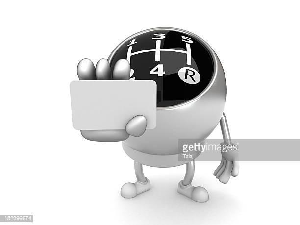 Gear knob