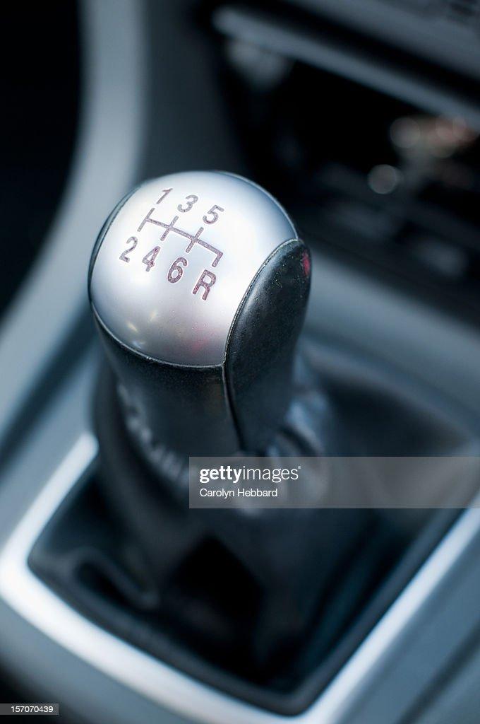 Gear Shift : Stock Photo