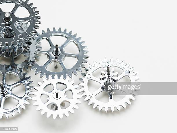 Gear wheels and sprockets