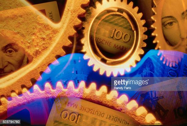 Gears and German Currency