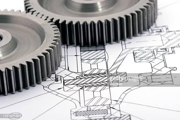 Engrenages ingénierie 1 sur 9