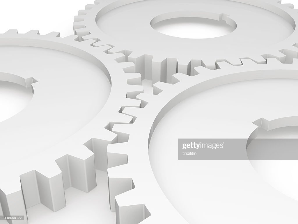 Gears : Stock Photo