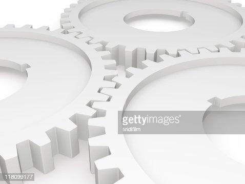 Gears : Stock Photo