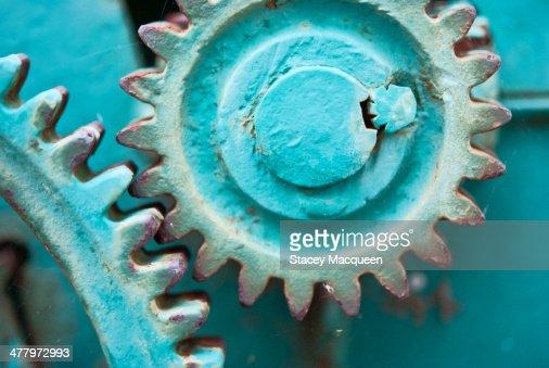 gearwheels : Stock Photo