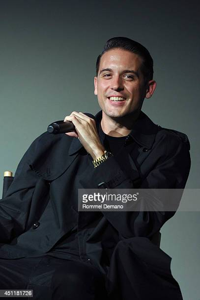 Meet The Musician GEazy at Apple Store Soho on June 24 2014 in New York City