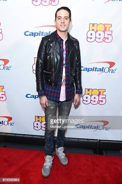 Eazy attends Hot 995's Jingle Ball 2016 at Verizon Center on December 12 2016 in Washington DC