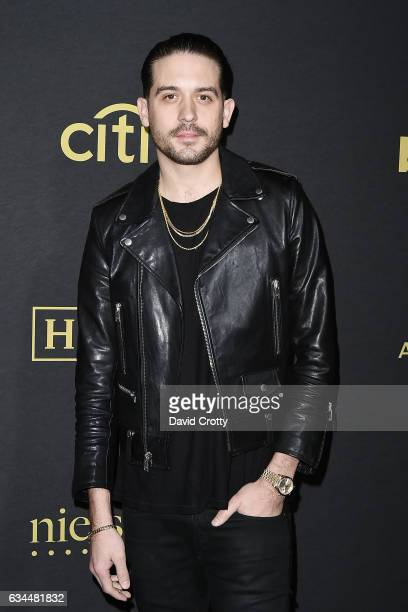 Eazy attends the 2017 Billboard Power 100 at Cecconi's on February 9 2017 in West Hollywood California