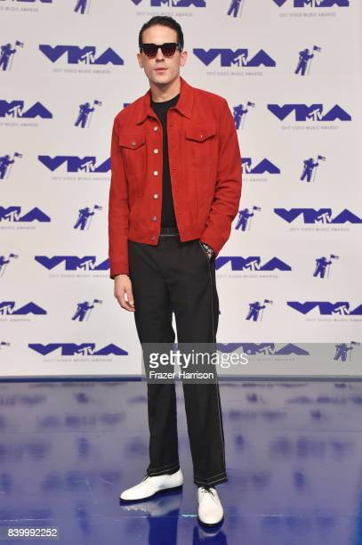 Eazy attends the 2017 MTV Video Music Awards at The Forum on August 27 2017 in Inglewood California