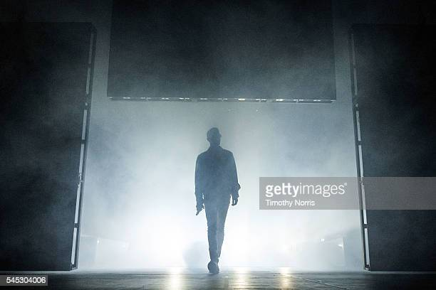 Eazy performs at The Forum on July 6 2016 in Inglewood California