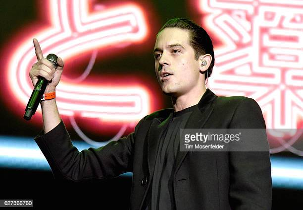 Eazy performs during Power 106's Cali Christmas at The Forum on December 2 2016 in Inglewood California