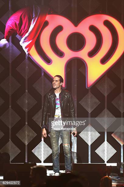 Eazy performs onstage at Hot 995's Jingle Ball 2016 at Verizon Center on December 12 2016 in Washington DC