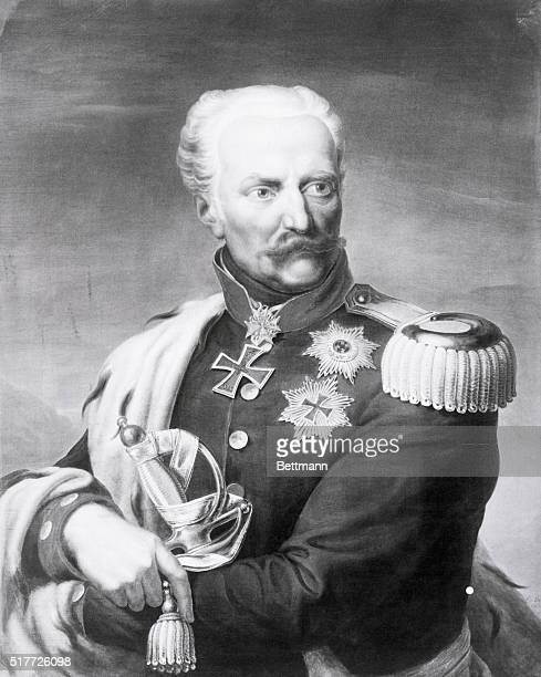 Prussian Field General Painting