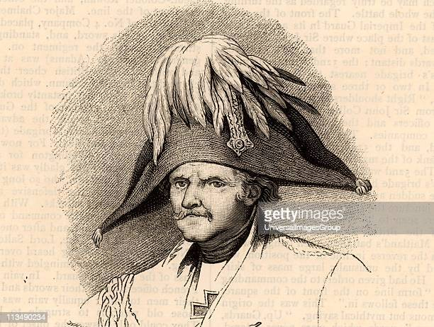 Gebhardt Lebrecht von Blucher Prussian soldier Created field marshal after success at the Battle of Leipzig Made a significant contribution to...