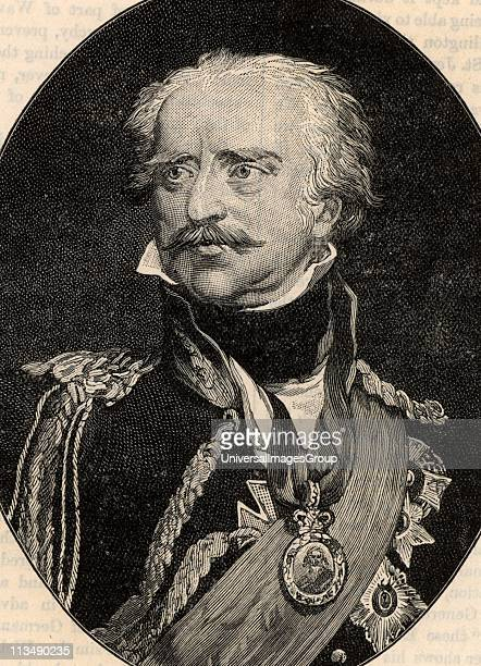 Gebhardt Lebrecht von Blucher Prussian soldier Created field marshal after success at the Battle of Leipzig Made a significant contributiont to...