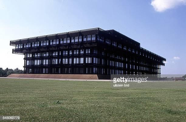Gebäude des Europäischen Gerichtshof 1998