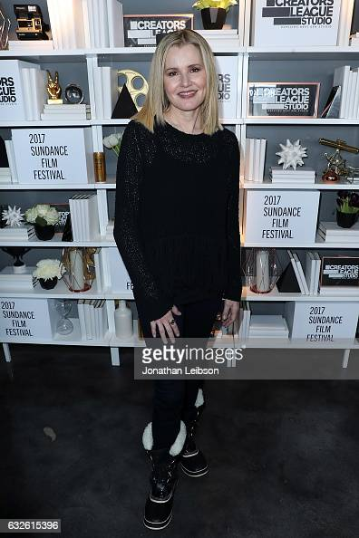 Geena Davis attends the Creators League Studio At 2017 Sundance Film Festival Day 6 on January 24 2017 in Park City Utah