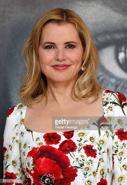 Geena Davis attends Women in Motion event during The 69th Annual Cannes Film Festival at the Kering Suite on May 15 2016 in Cannes France
