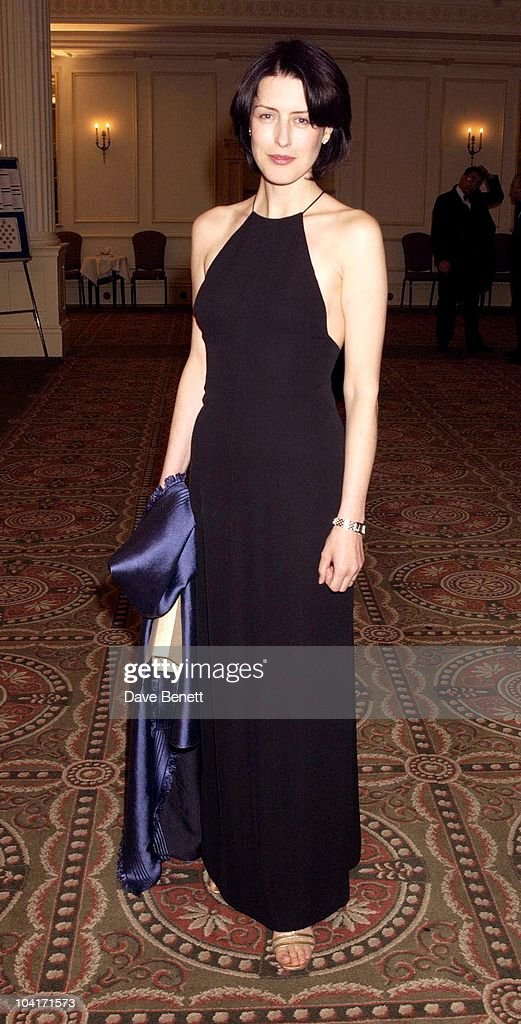 Geena Mcgee, The Evening Standard Film Awards, At The Savoy Hotel In London