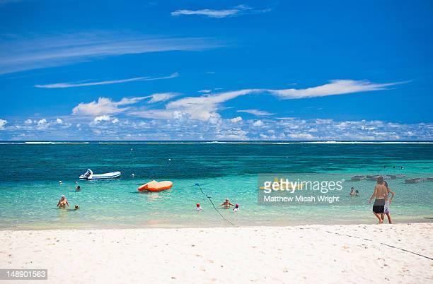 Geiger Beach near Nusa Dua.